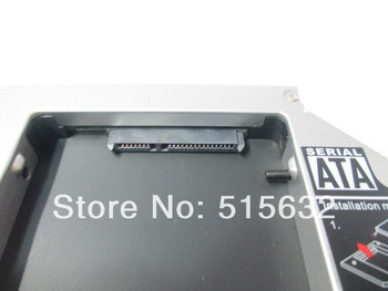 YENİ 2. HDD SATA PATA/Evrensel 9.5 mm IDE Sabit Disk Caddy Bay SSD
